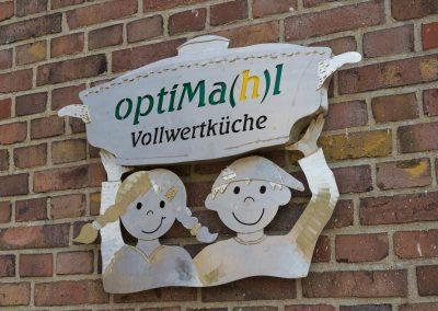 optiMa(h)l Vollwertküche